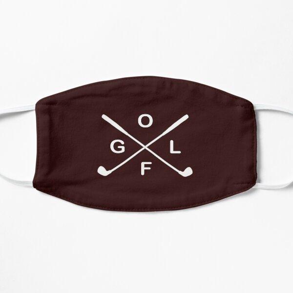 Awesome Golfer & Golf Lovers Golf Design Mask
