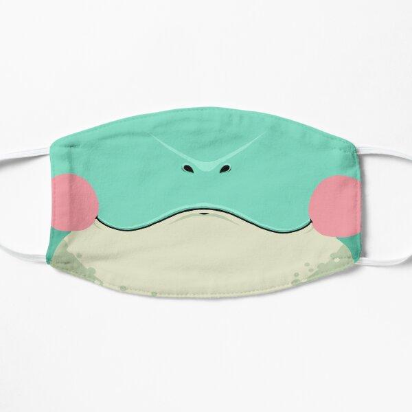 Frog mouth mask Flat Mask