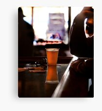 The Beer Canvas Print