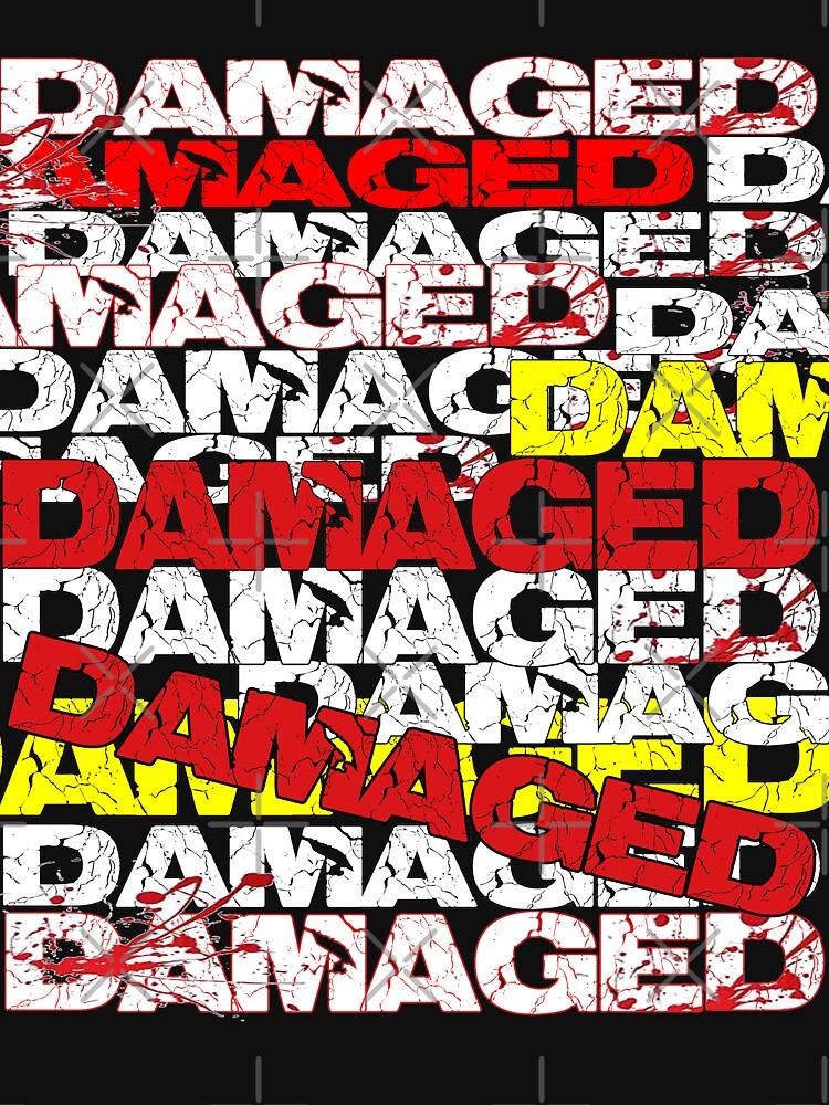 Damaged Design  by Mbranco