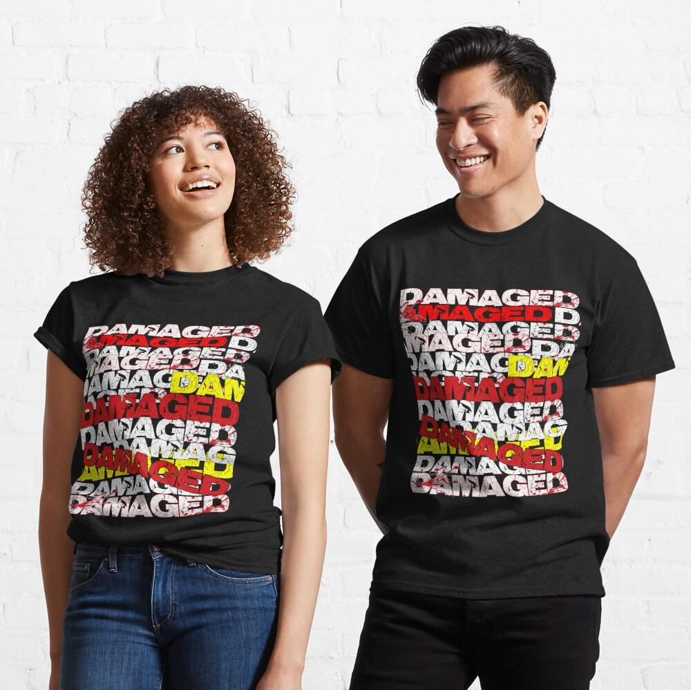 Damaged Design  Classic T-Shirt