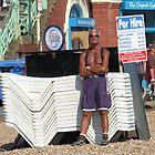 For Hire, Brighton by KUJO-Photo
