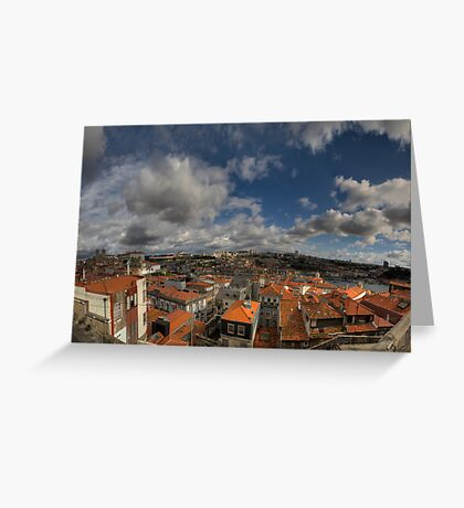 Porto Greeting Card