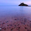 Portelet Bay (Jersey C.I) by Alicja Ludwikowska