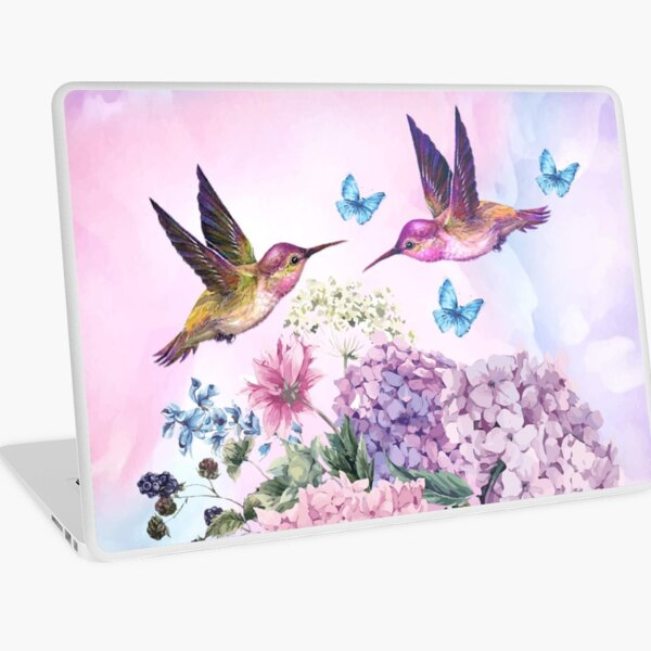Beauty is all around us Laptop Skin
