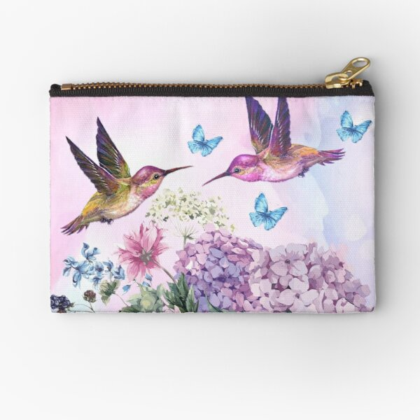 Beauty is all around us Zipper Pouch