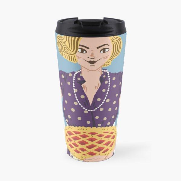 Serial Mom Travel Mug