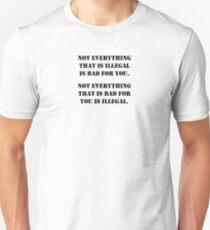 Legality Unisex T-Shirt