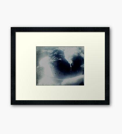 TTV Experiment 2012 1 Framed Print