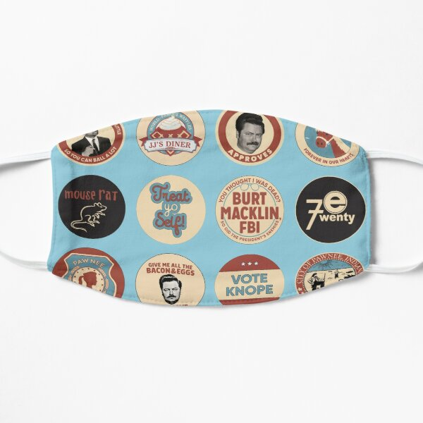 Parks and Rec Mask