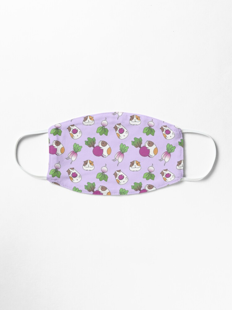 Alternate view of Guinea Pig Pattern Mask