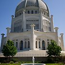 Bahai Temple by Anthony Roma