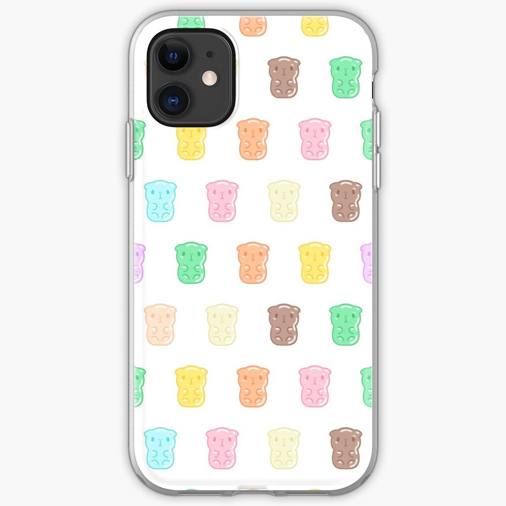 Bubu the Guinea pig, Gummy Guinea Pigs  iPhone Case & Cover
