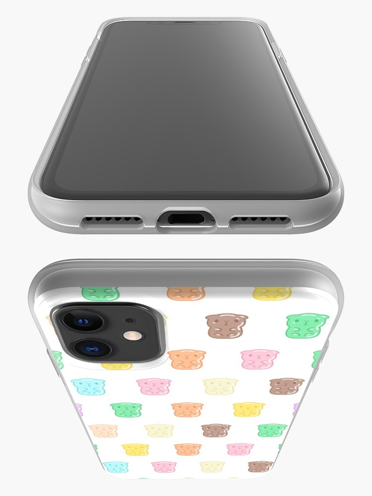 Alternate view of Bubu the Guinea pig, Gummy Guinea Pigs  iPhone Case & Cover