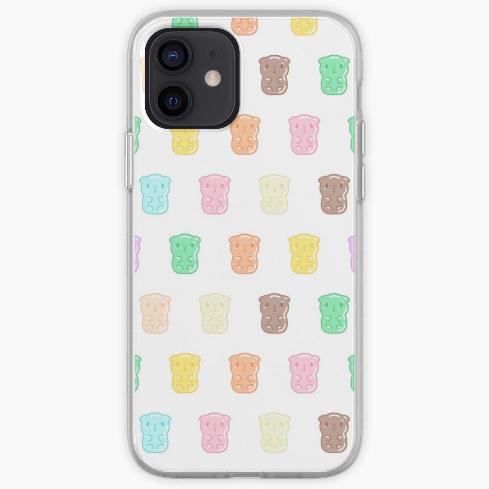 Bubu the Guinea pig, Gummy Guinea Pigs  iPhone Case & Cover