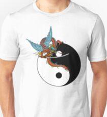 Yin Yang Dragon T-Shirt T-Shirt