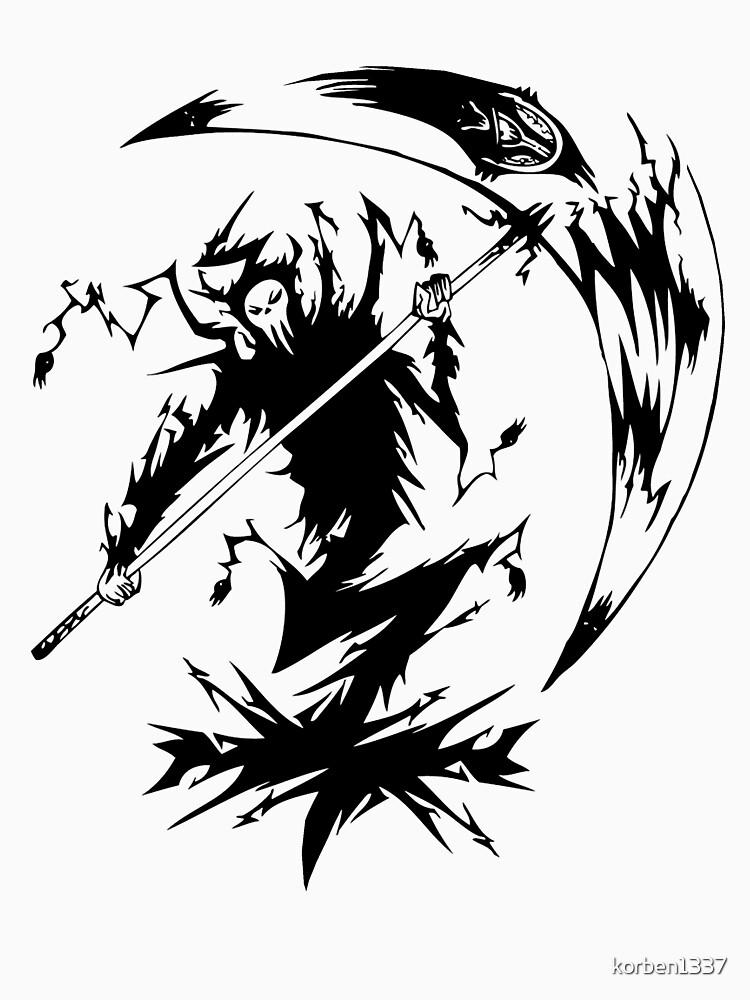 Soul Eater Shinigami Unisex T Shirt A T Shirt Of Fun Fan