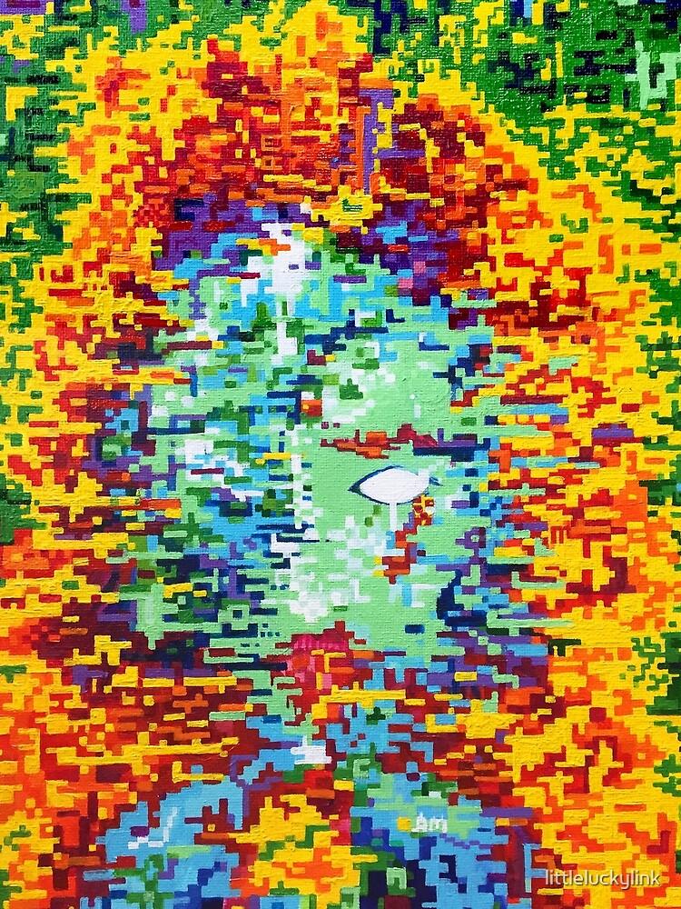 Depressive Doppler Deluge by littleluckylink