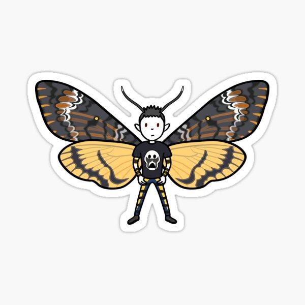 Mothboy05 Sticker