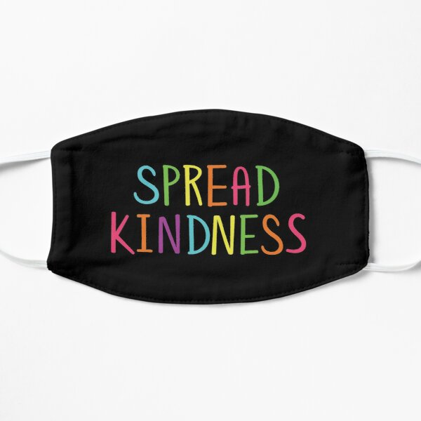 Spread Kindness Anti Bully Teacher Student Awareness Mask