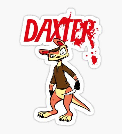 Daxter Sticker