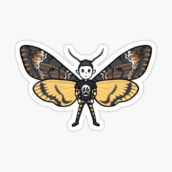 Mothboy05b Sticker