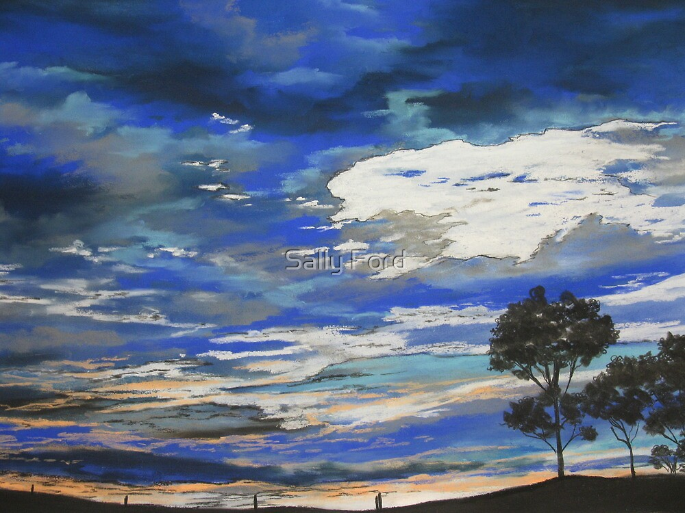 New Day Coming by Sally Ford