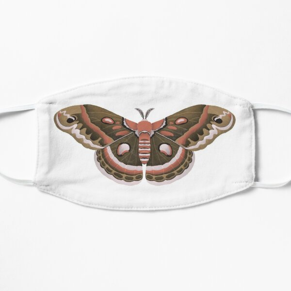 Cecropia Moth Mask