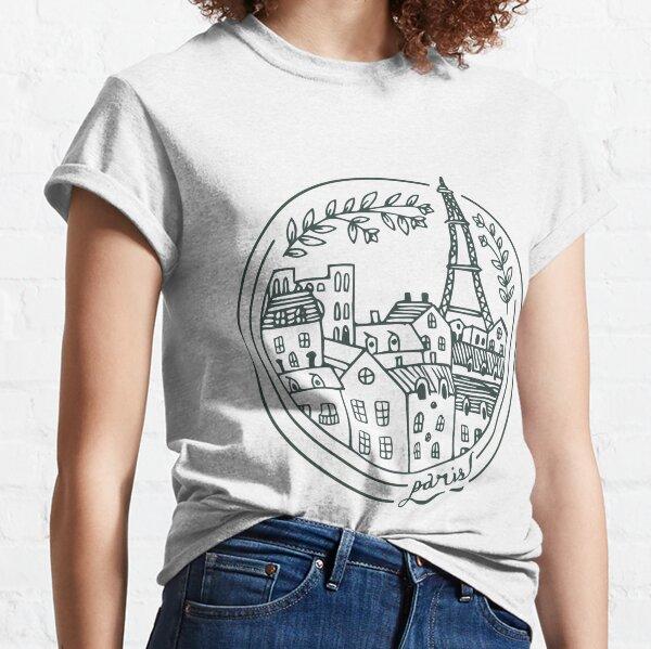 Paris! Classic T-Shirt