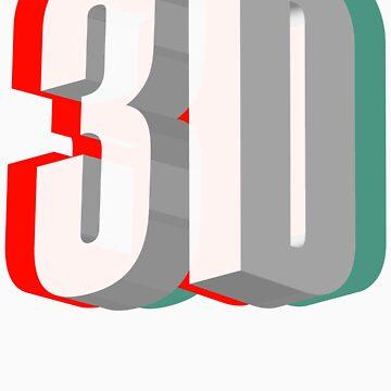 3d by blubber