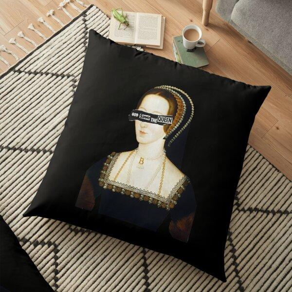The Witch Queen Floor Pillow