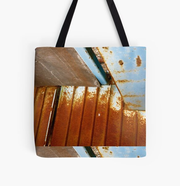 HARD LINES All Over Print Tote Bag