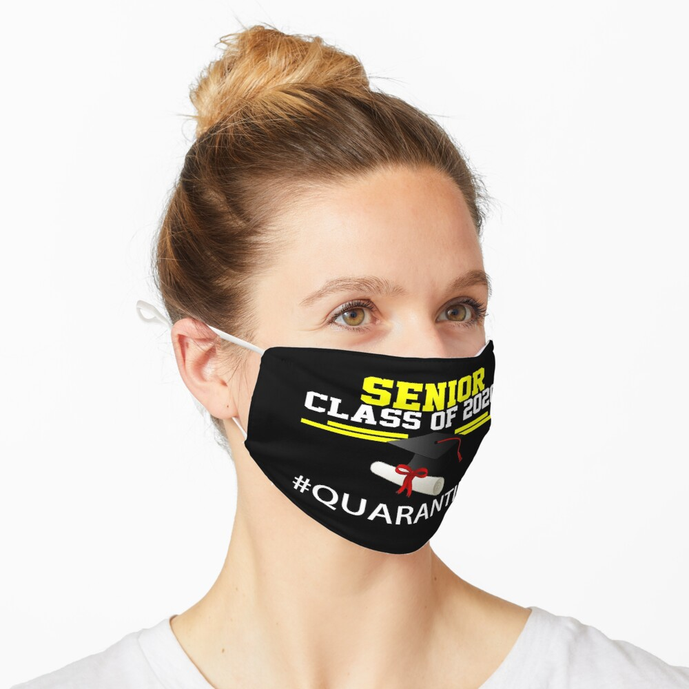 Senior Class Of 2020 Design 2 Mask