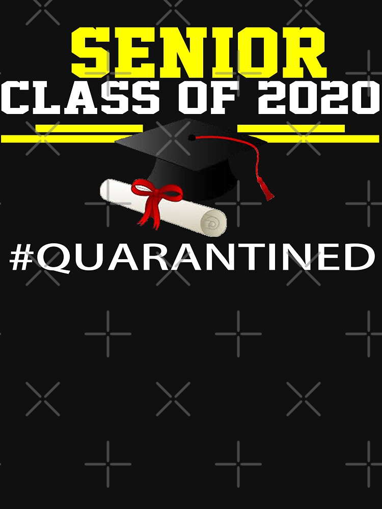 Senior Class Of 2020 Design 2 by Mbranco
