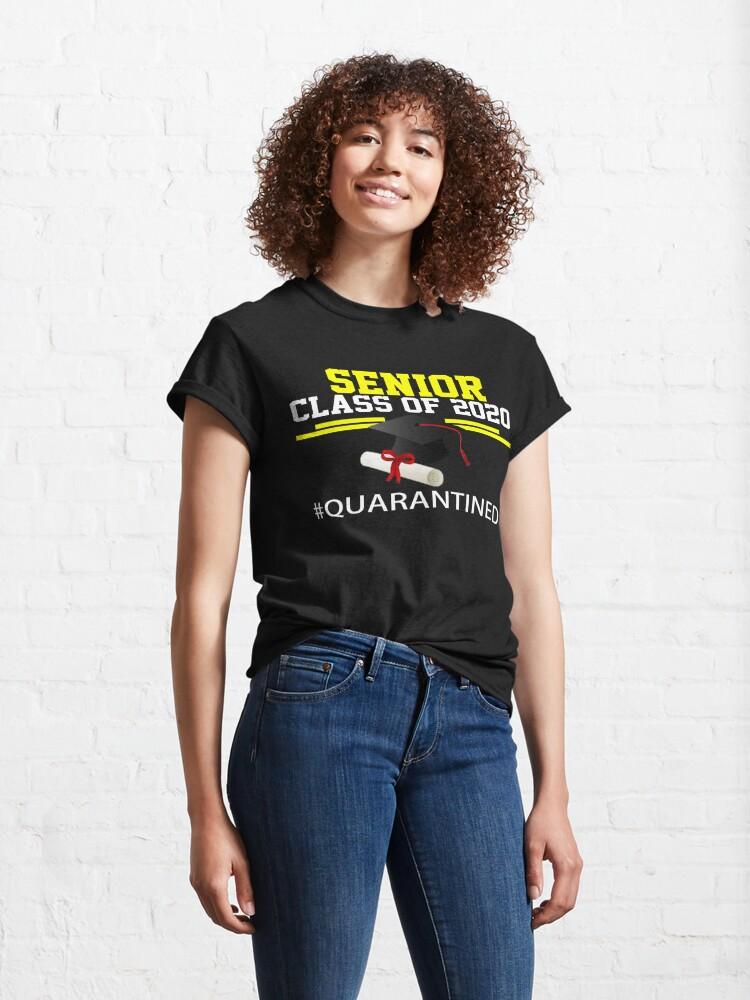 Alternate view of Senior Class Of 2020 Design 2 Classic T-Shirt