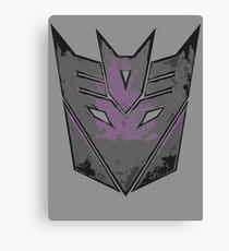 Decepticon Canvas Print