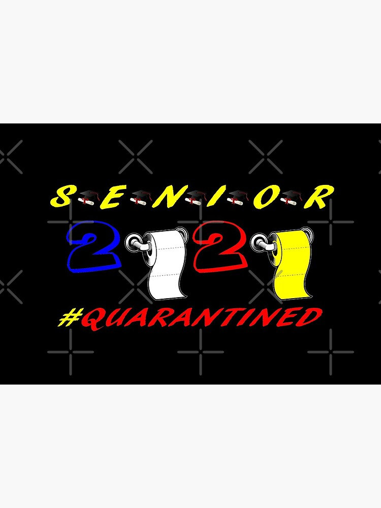 Senior Class Of 2020 Design 3 by Mbranco
