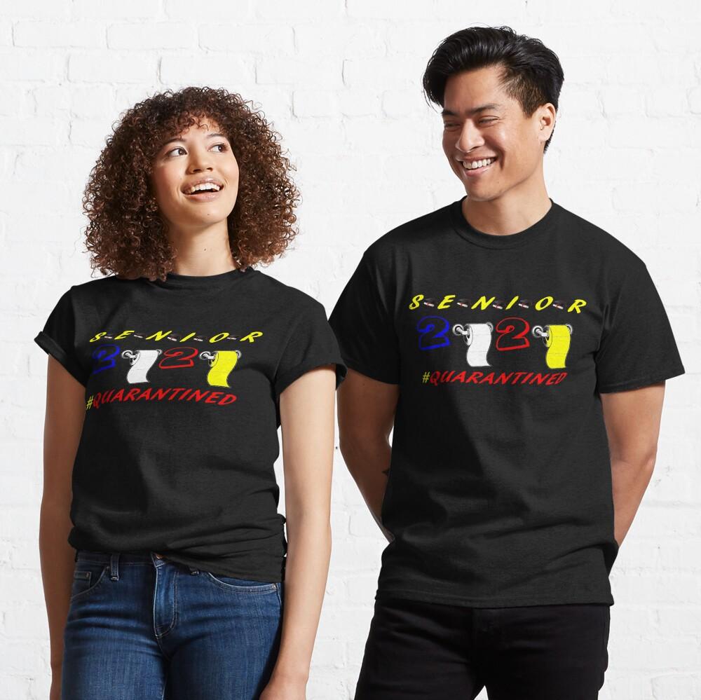 Senior Class Of 2020 Design 3 Classic T-Shirt