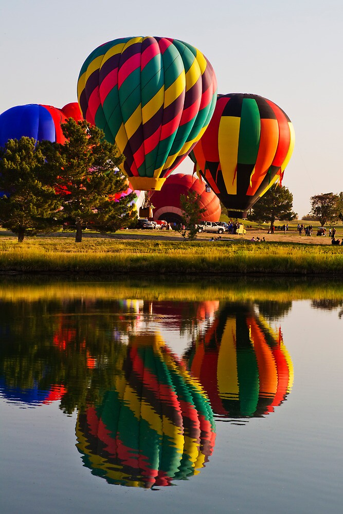 KLAQ Balloonfest 2012 by Ray Chiarello