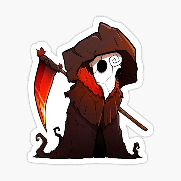 Plague Doctor (reaper) Sticker