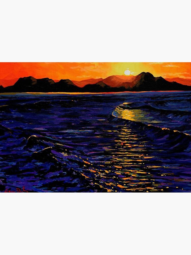 Sunset, Enniscrone (County Sligo, Ireland) by eolai