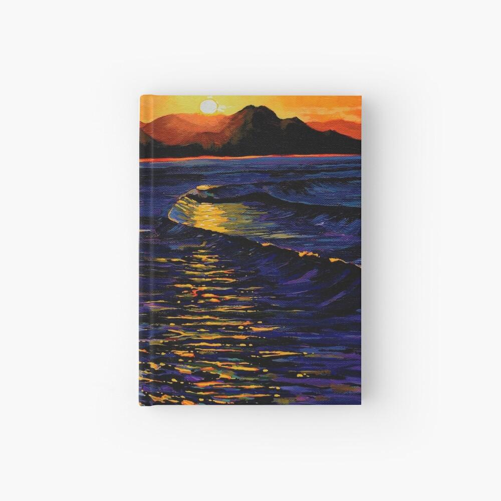 Sunset, Enniscrone (County Sligo, Ireland) Hardcover Journal
