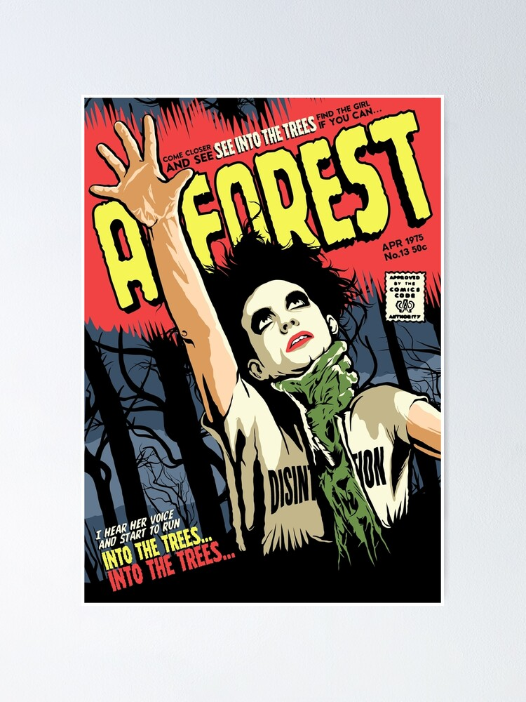 Alternate view of TFTS | Forest Poster