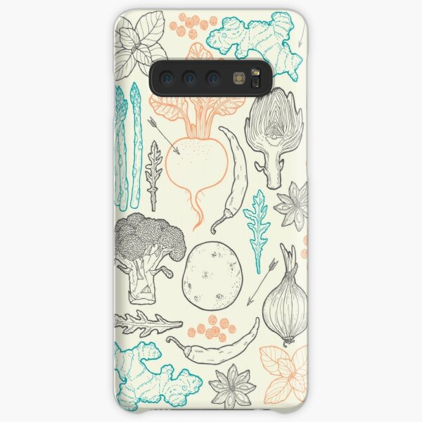 I love vegetables! Samsung Galaxy Snap Case