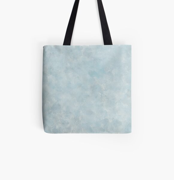 Cloudy All Over Print Tote Bag