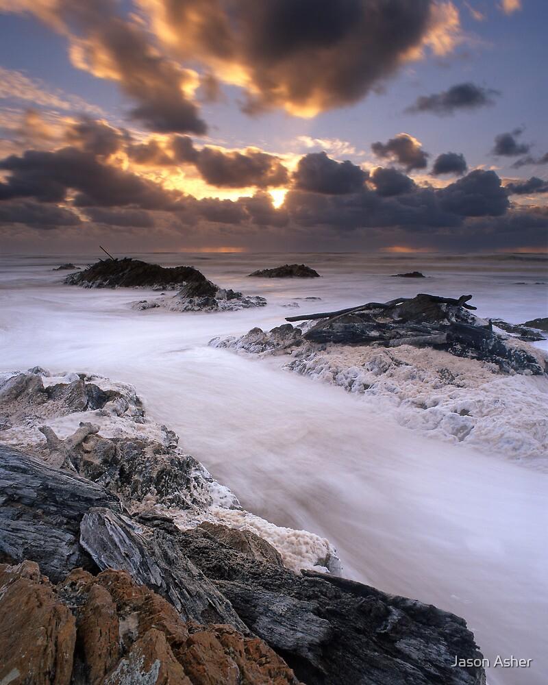 """Edge of the World"" ∞ Arthur River, Tasmania - Australia by Jason Asher"