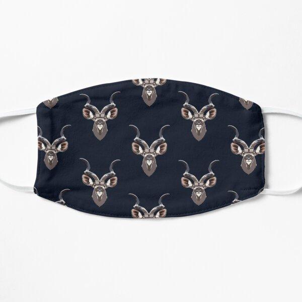 Kudu Face Flat Mask