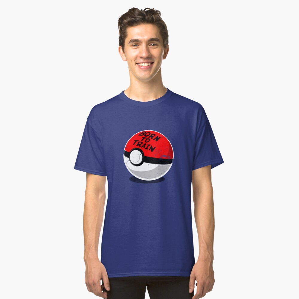 Full Metal Trainer- Pokemon Shirt Classic T-Shirt