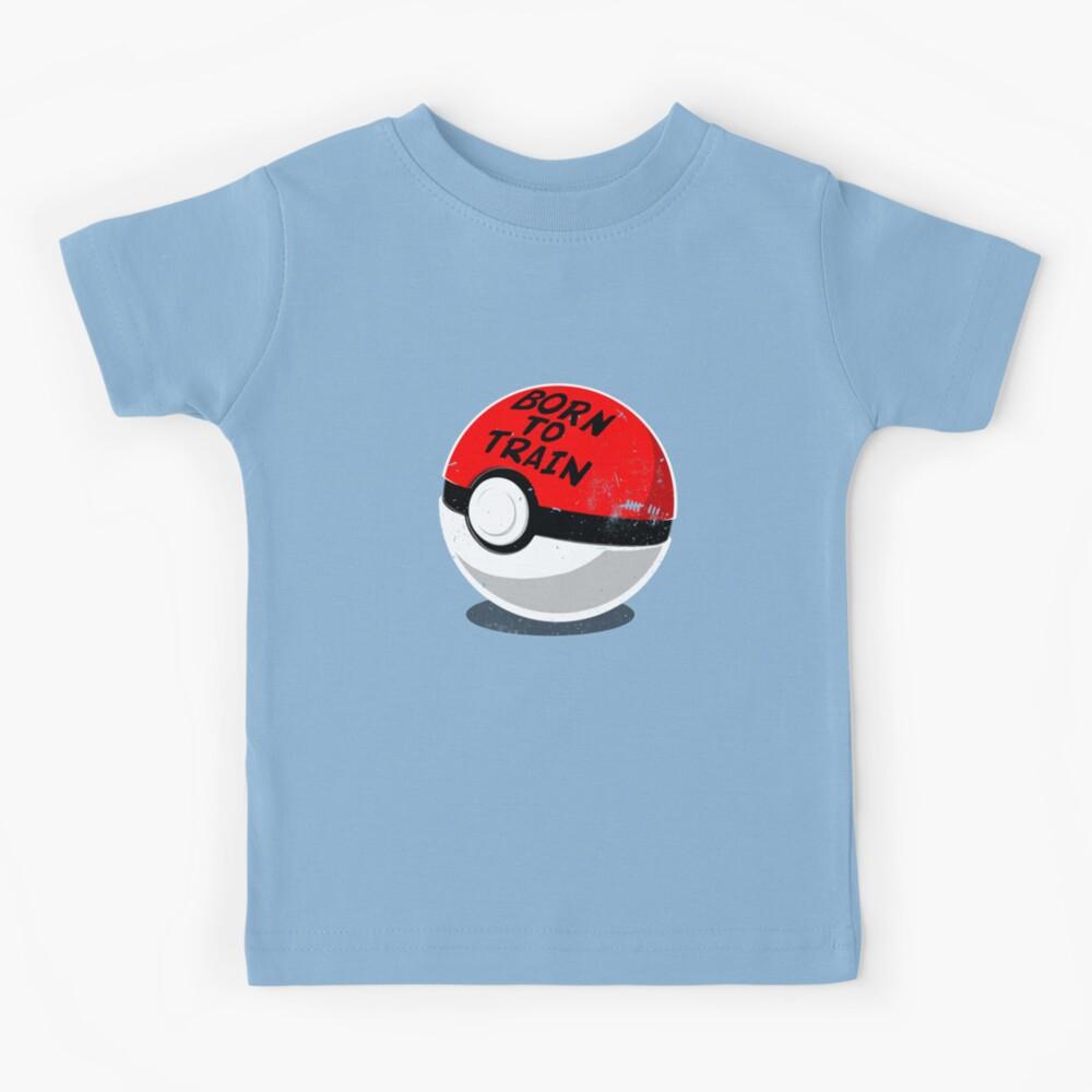 Full Metal Trainer- Pokemon Shirt Kids T-Shirt