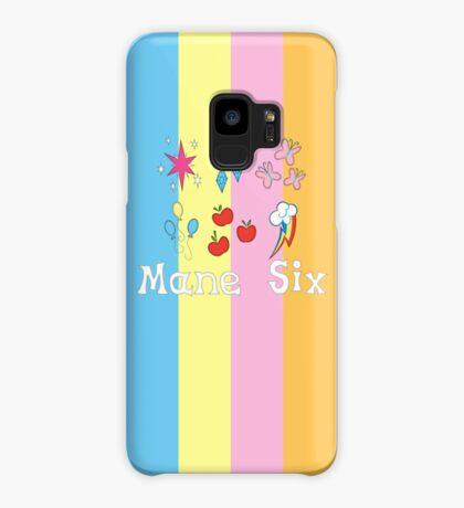 Mane Six Case/Skin for Samsung Galaxy